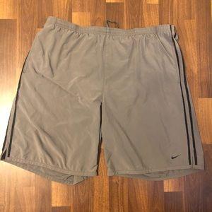 Nike men's shorts size XL